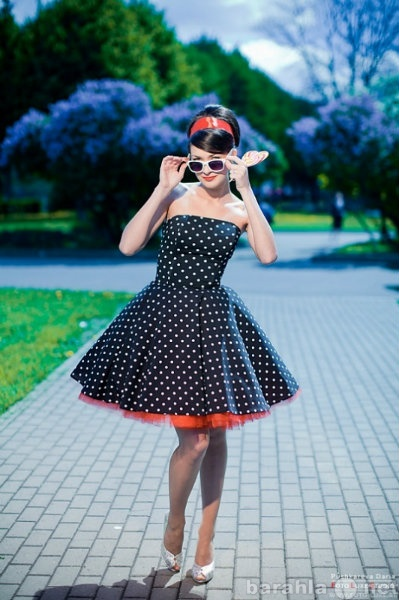 одежда платья платья в стиле 60 х годов.